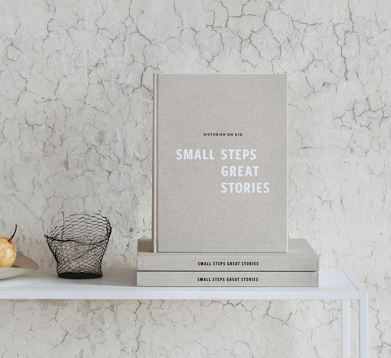 Designad fylla-i-bok om ditt barn