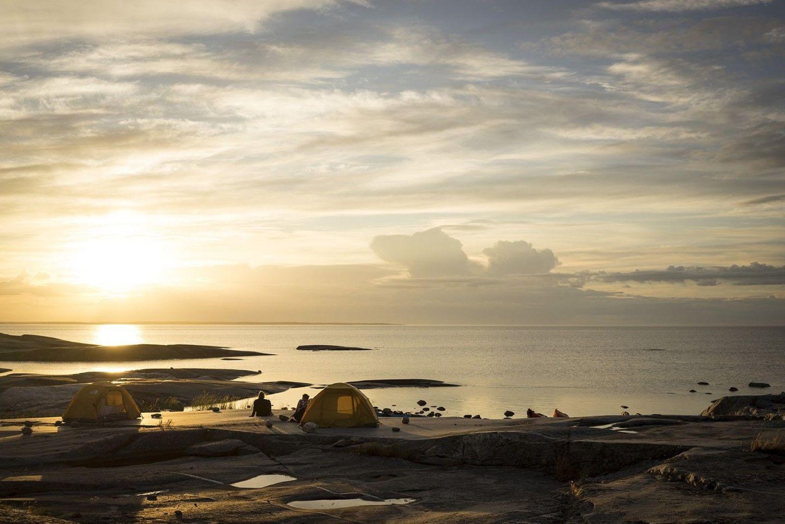 Fejan camping sommar 2021